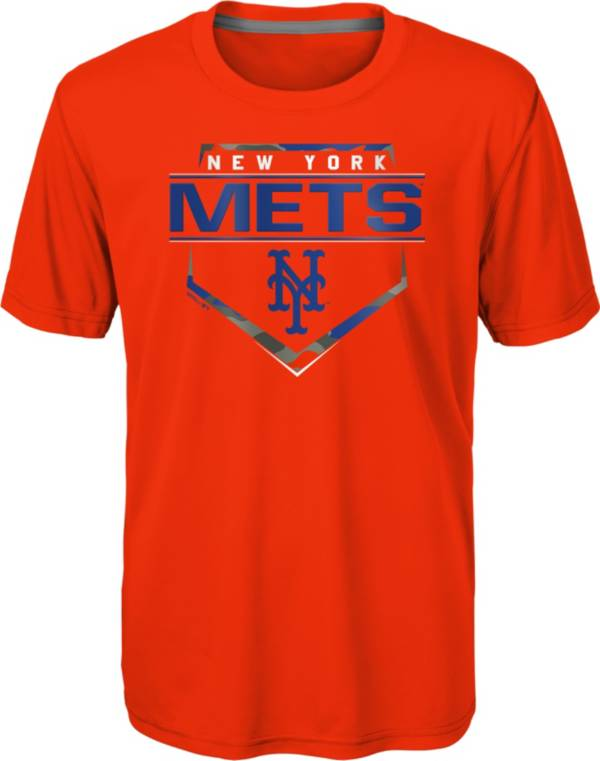 Gen2 Youth New York Mets Orange Eat My Dust T-Shirt product image