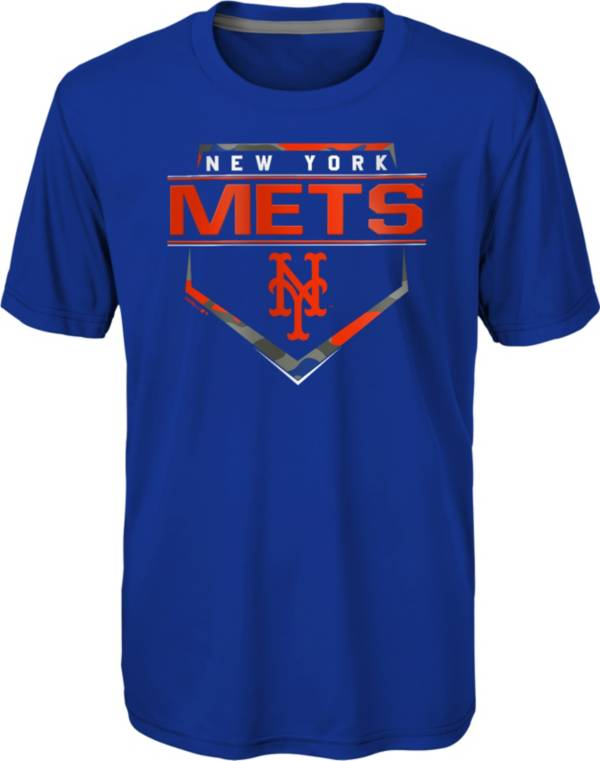 Gen2 Youth New York Mets Royal Eat My Dust T-Shirt product image
