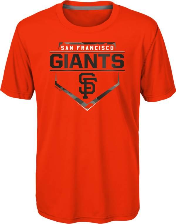 Gen2 Youth San Francisco Giants Orange 4-7 Eat My Dust T-Shirt product image