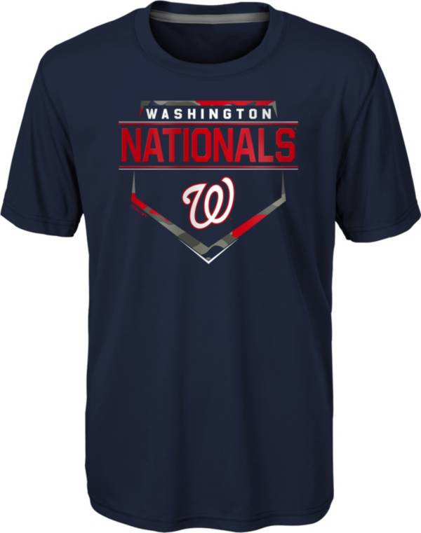Gen2 Youth Washington Nationals Navy Eat My Dust T-Shirt product image
