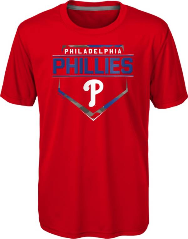 Gen2 Youth Philadelphia Phillies Red Eat My Dust T-Shirt product image