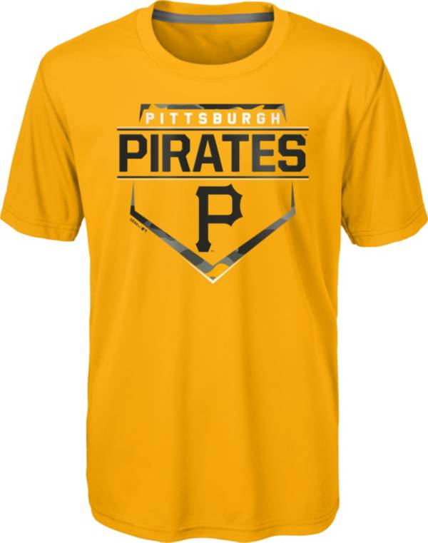 Gen2 Youth Pittsburgh Pirates Gold Eat My Dust T-Shirt product image