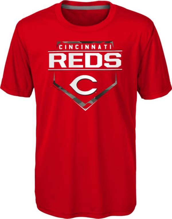 Gen2 Youth Cincinnati Reds Red Eat My Dust T-Shirt product image