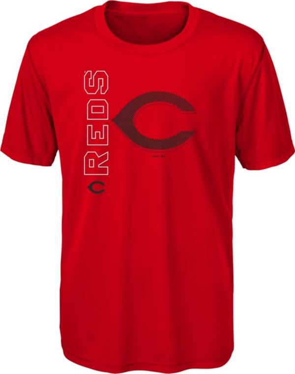 Gen2 Youth Cincinnati Reds Red Double Header T-Shirt product image