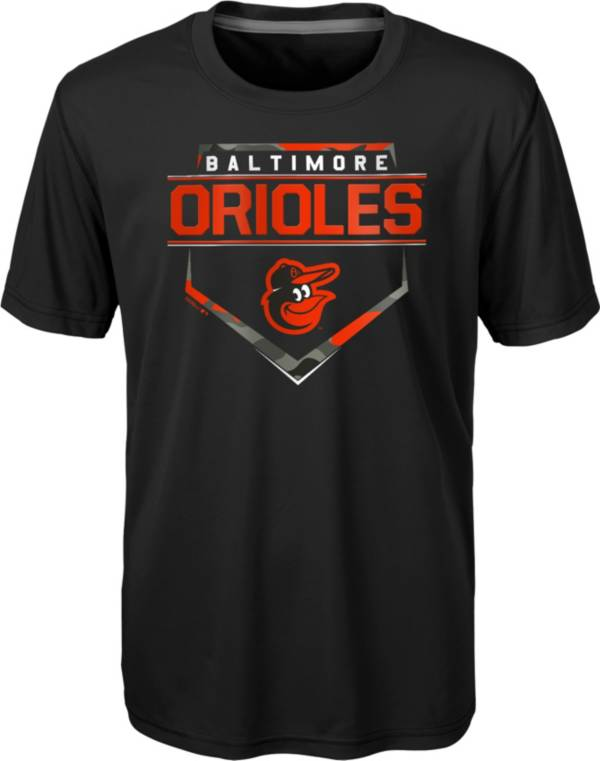 Gen2 Youth Baltimore Orioles Black Eat My Dust T-Shirt product image