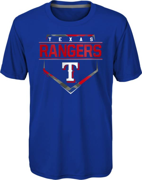Gen2 Youth Texas Rangers Royal Eat My Dust T-Shirt product image