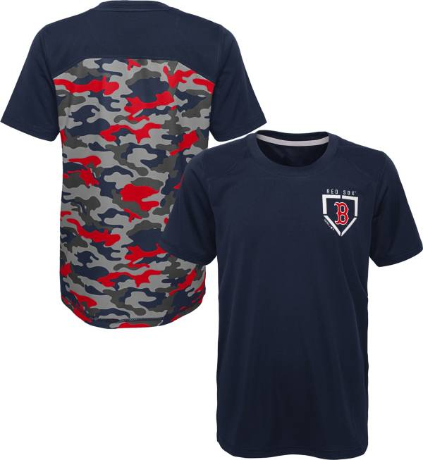 Gen2 Youth Boston Red Sox Navy Ground Rule T-Shirt product image
