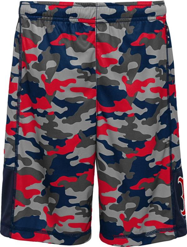 Gen2 Youth Boys' Boston Red Sox Navy Ground Rule Shorts product image