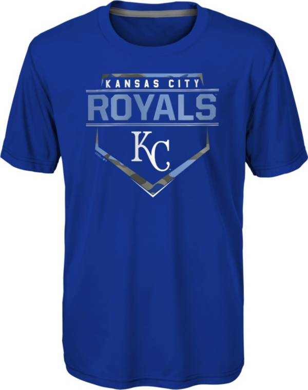 Gen2 Youth Kansas City Royals Royal Eat My Dust T-Shirt product image