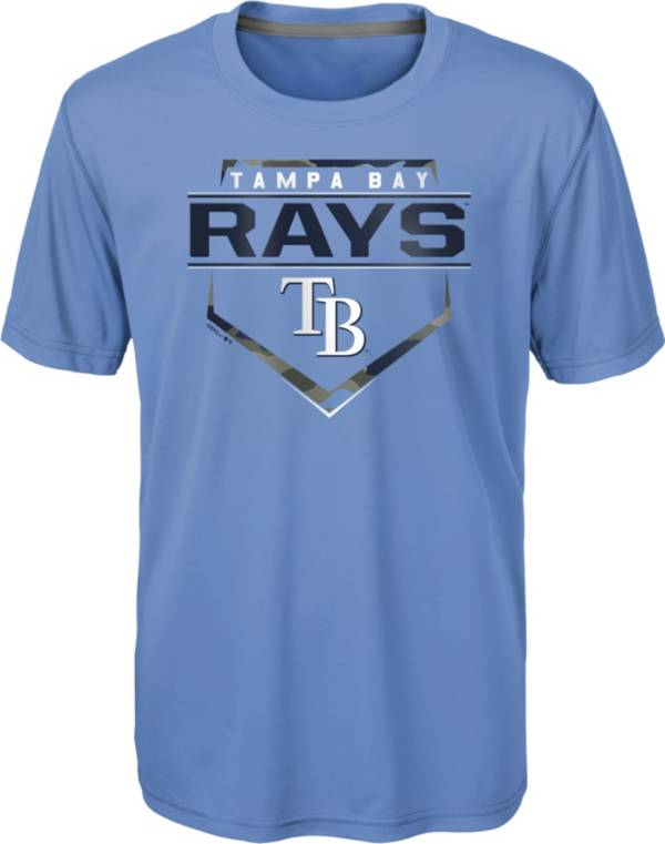Gen2 Youth Tampa Bay Rays Blue Eat My Dust T-Shirt product image