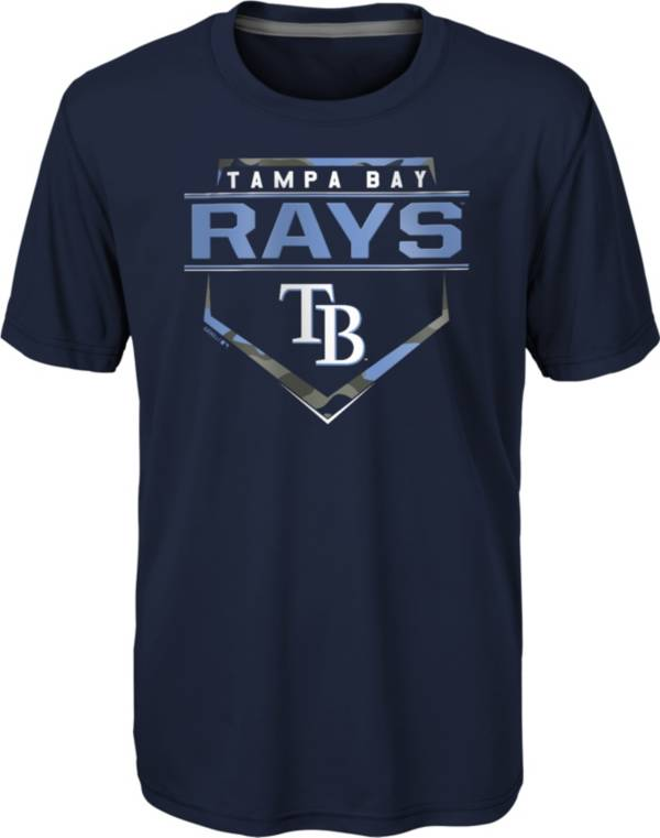 Gen2 Youth Tampa Bay Rays Navy Eat My Dust T-Shirt product image