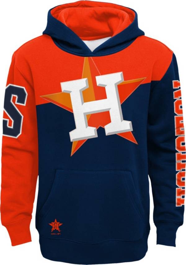 Outerstuff Youth Houston Astros Navy Slub Pullover Hoodie product image