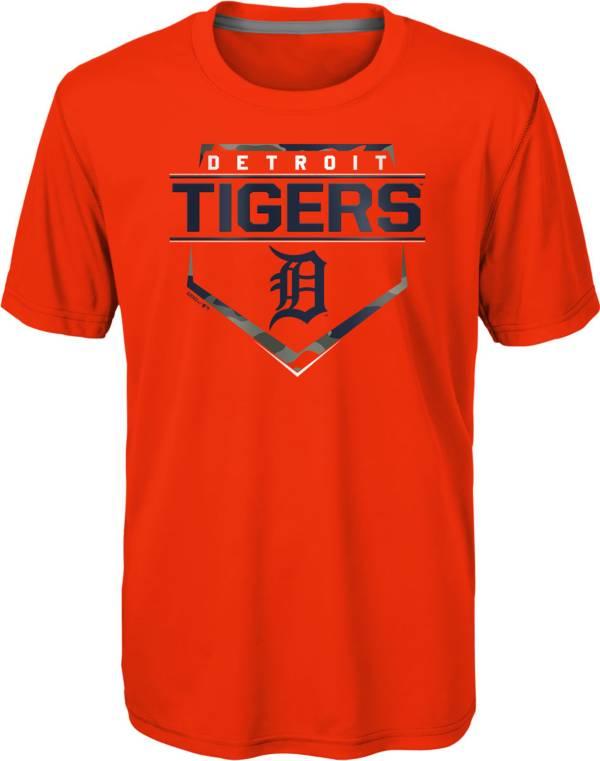 Gen2 Youth Detroit Tigers Orange 4-7 Eat My Dust T-Shirt product image