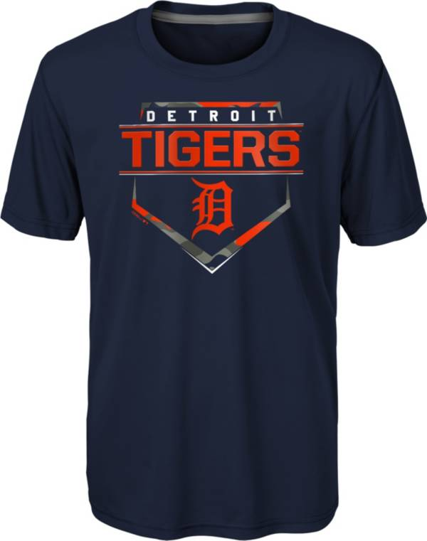 Gen2 Youth Detroit Tigers Navy Eat My Dust T-Shirt product image