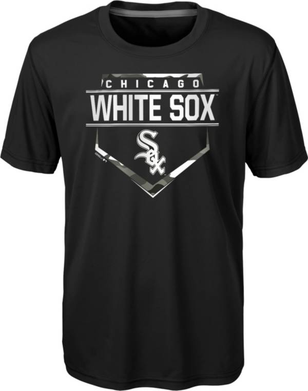 Gen2 Youth Chicago White Sox Black Eat My Dust T-Shirt product image