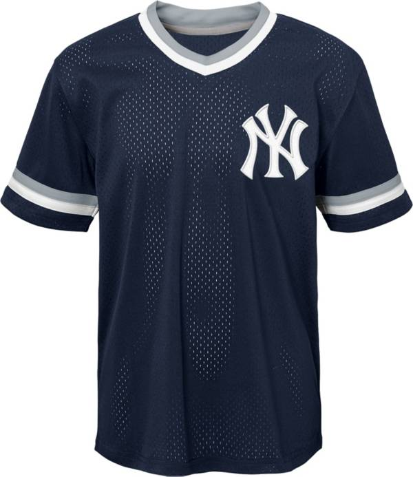 Gen2 Youth New York Yankees Navy Cooperstown V-Neck Pullover Jersey product image