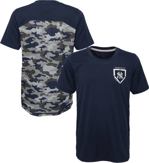Gen2 Youth New York Yankees Navy Ground Rule T-Shirt product image