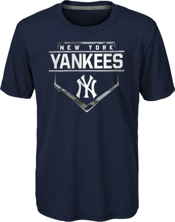 Gen2 Youth New York Yankees Navy Eat My Dust T-Shirt product image