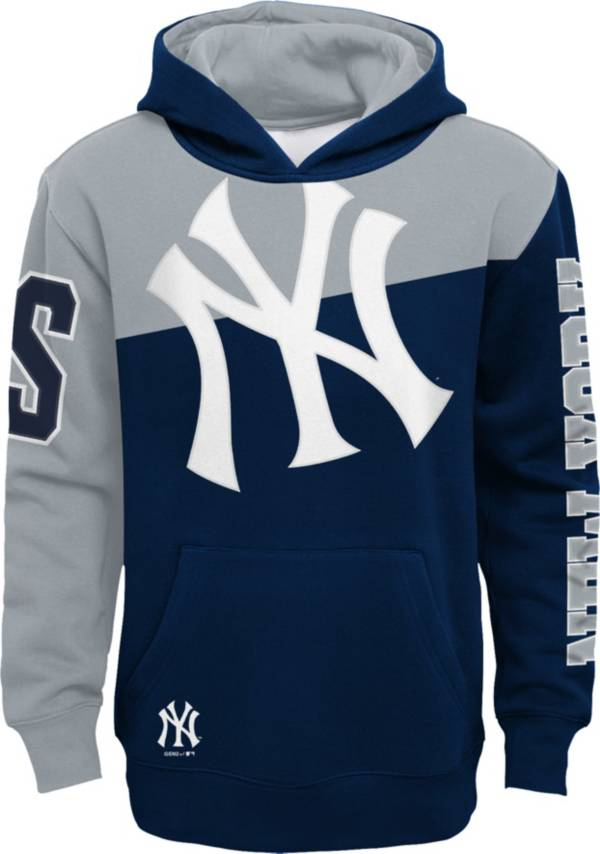Outerstuff Youth New York Yankees Navy Slub Pullover Hoodie product image