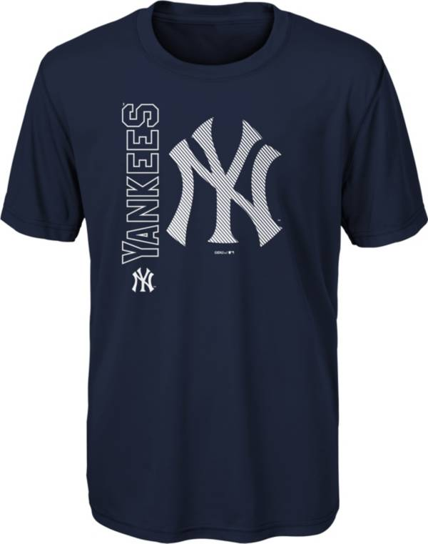 Gen2 Youth New York Yankees Navy Double Header T-Shirt product image