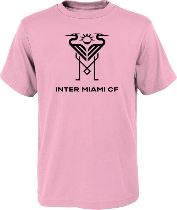 Gen2 Youth Inter Miami CF Pink Logo T-Shirt product image