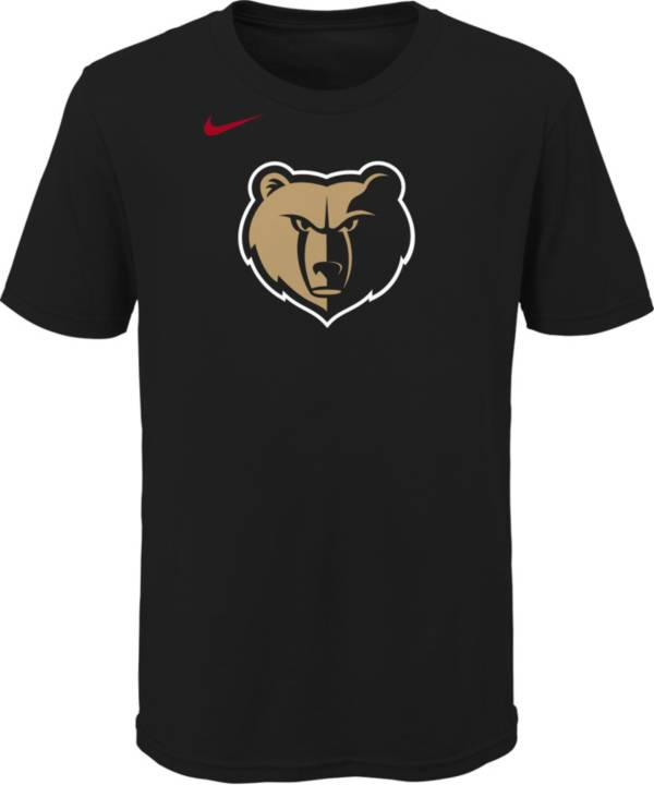 Nike Youth 2020-21 City Edition Memphis Grizzlies Logo T-Shirt product image