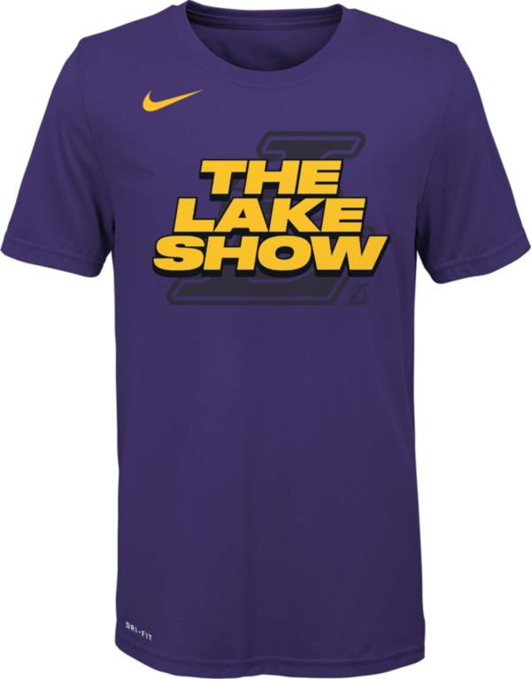 Nike Youth Los Angeles Lakers Mantra T-Shirt product image
