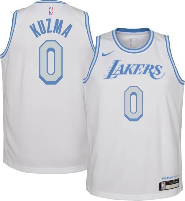 Nike Youth 2020-21 City Edition Los Angeles Lakers Kyle Kuzma #0 ...