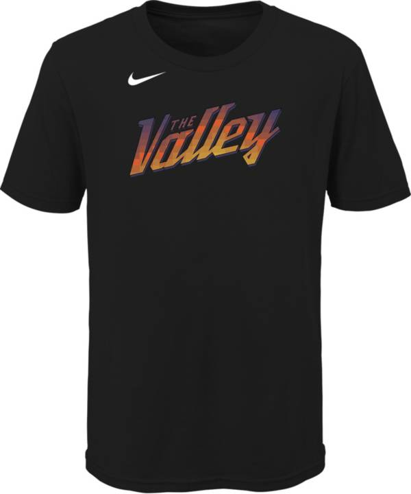Nike Youth 2020-21 City Edition Phoenix Suns Logo T-Shirt product image