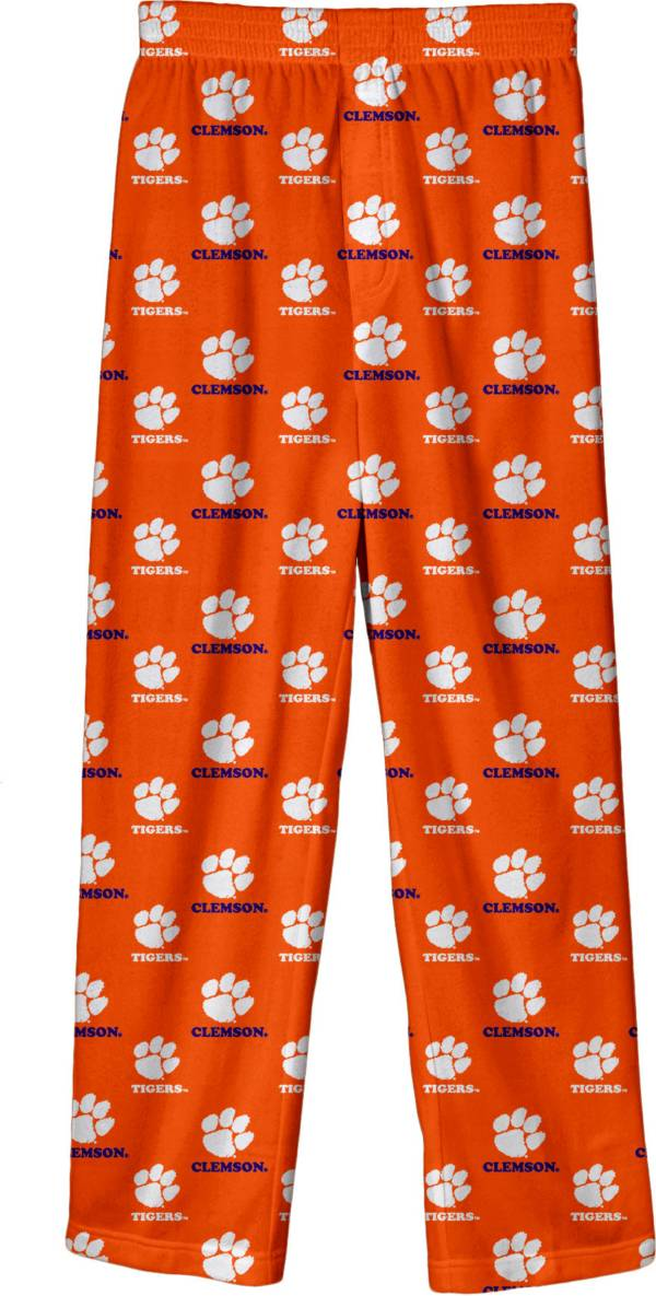 Gen2 Youth Clemson Tigers Orange Sleep Pants product image