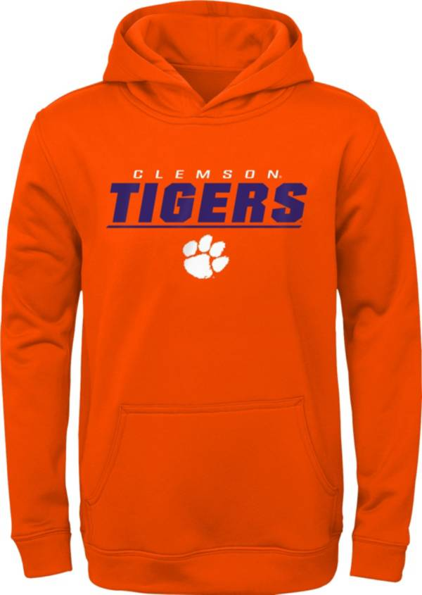 Gen2 Youth Clemson Tigers Orange Pullover Hoodie product image