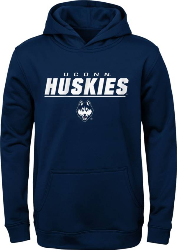 Gen2 Youth UConn Huskies Blue Pullover Hoodie product image