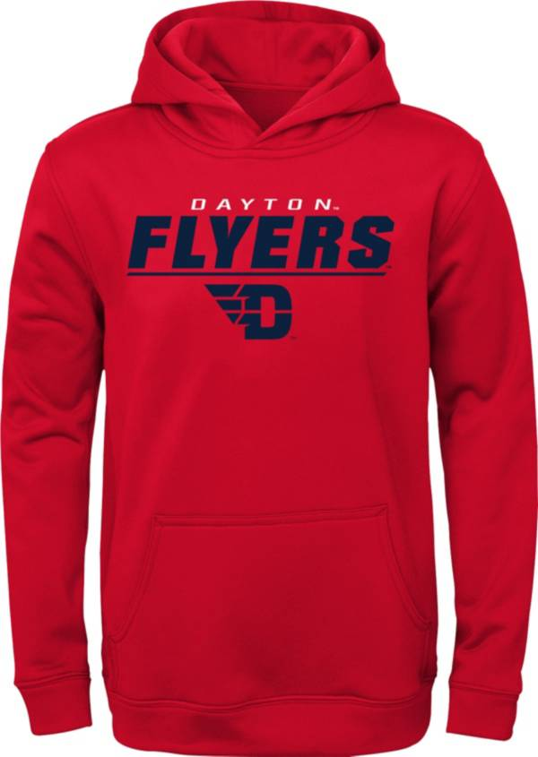 Gen2 Youth Dayton Flyers Red Pullover Hoodie product image