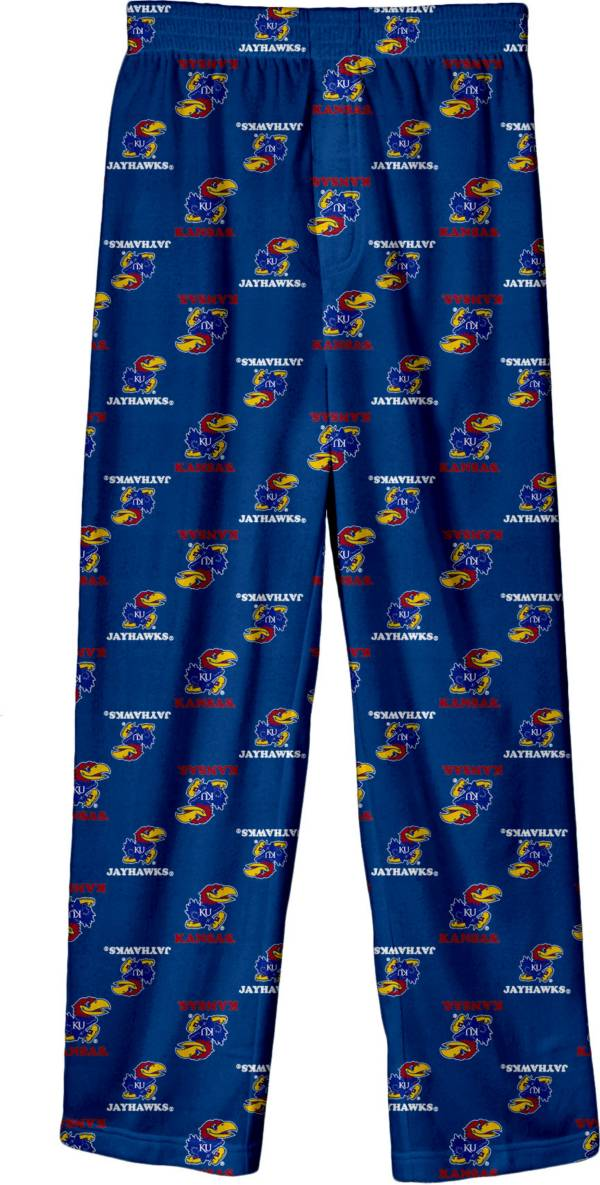 Gen2 Youth Kansas Jayhawks Blue Sleep Pants product image