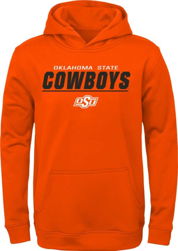 Gen2 Youth Oklahoma State Cowboys Orange Pullover Hoodie product image