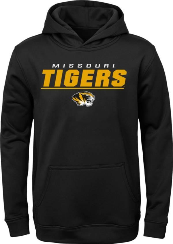 Gen2 Boys' Missouri Tigers Pullover Black Hoodie product image
