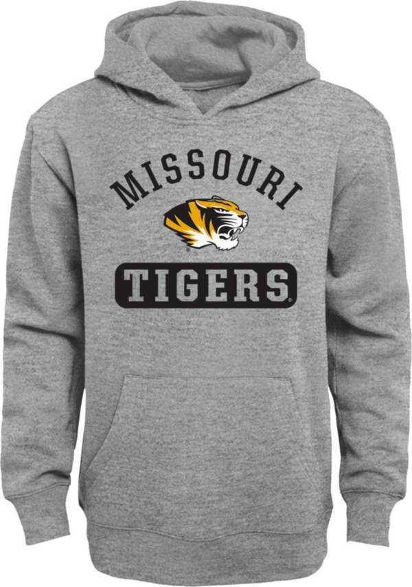 Gen2 Youth Missouri Tigers Grey Pullover Hoodie product image