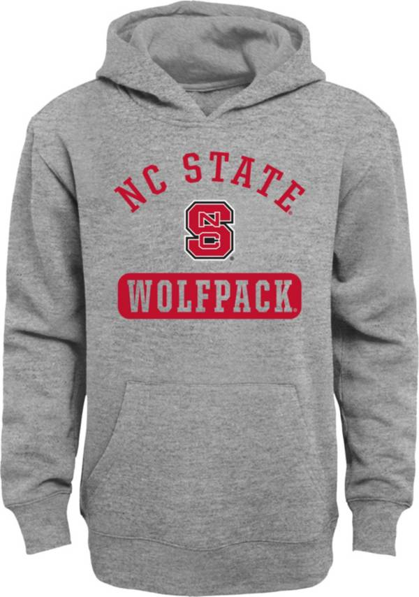 Gen2 Youth NC State Wolfpack Grey Pullover Hoodie product image