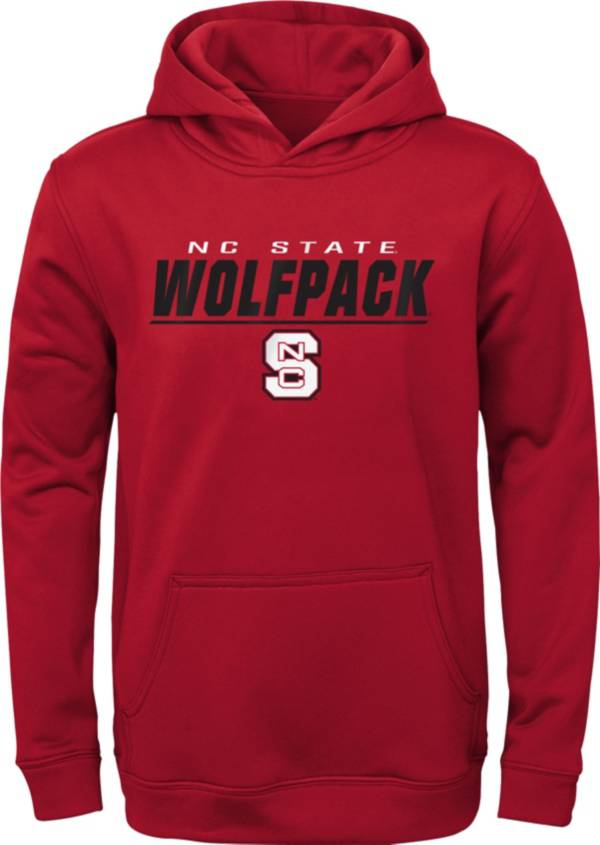 Gen2 Youth NC State Wolfpack Red Pullover Hoodie product image