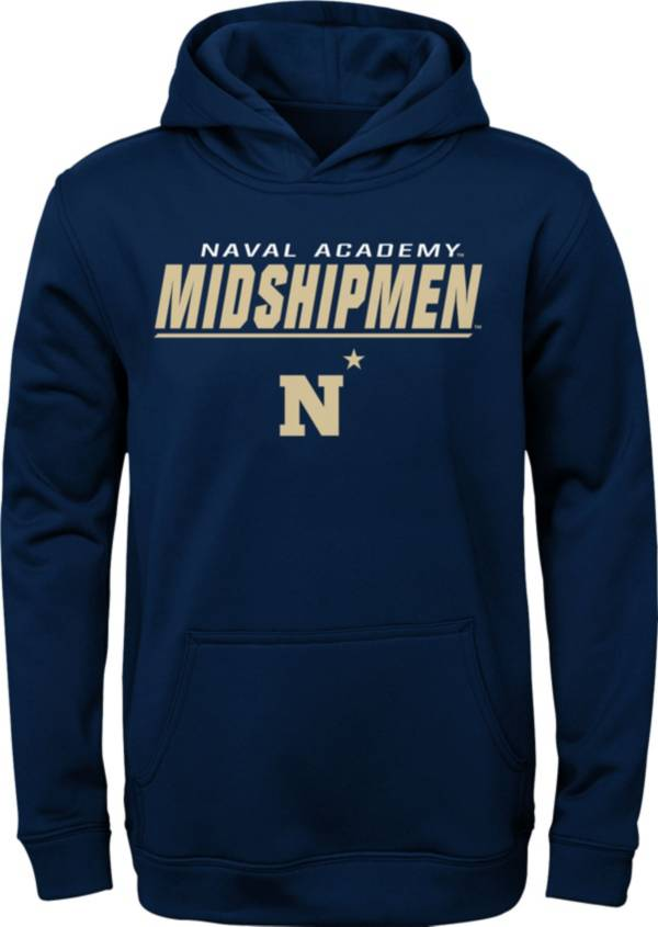 Gen2 Youth Navy Midshipmen Navy Pullover Hoodie product image