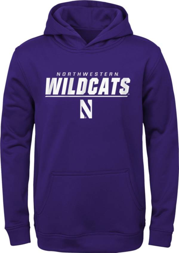 Gen2 Youth Northwestern Wildcats Purple Pullover Hoodie product image