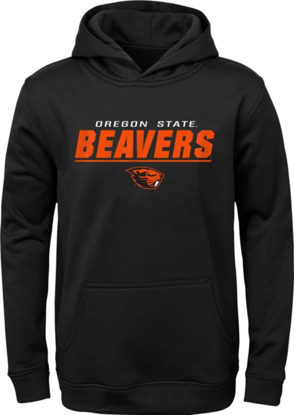 Gen2 Youth Oregon State Beavers Black Pullover Hoodie product image