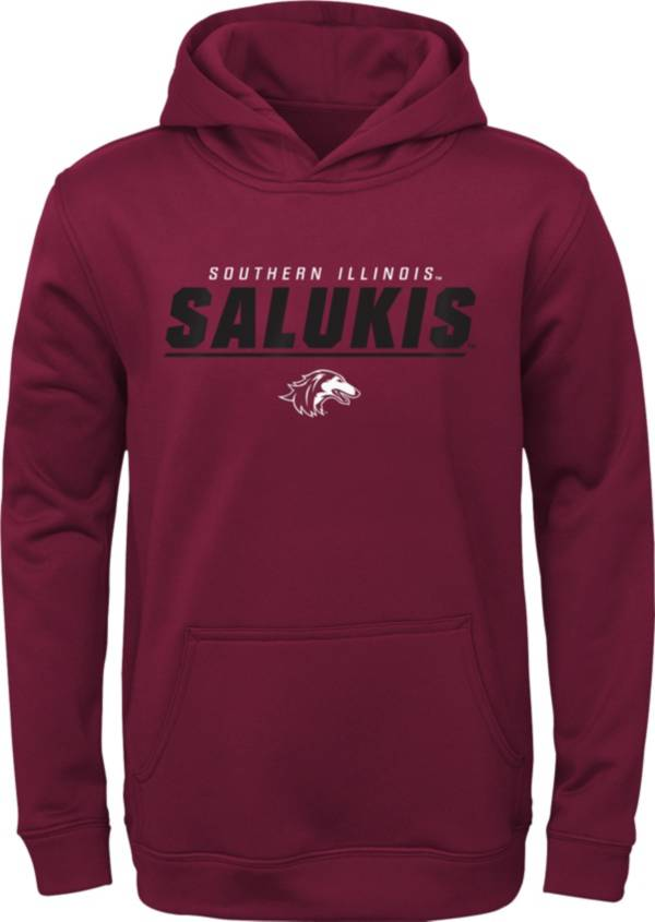 Gen2 Youth Southern Illinois  Salukis Maroon Pullover Hoodie product image