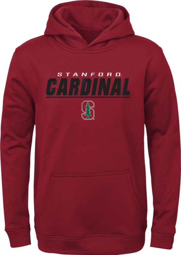 Gen2 Youth Stanford Cardinal Cardinal Pullover Hoodie product image