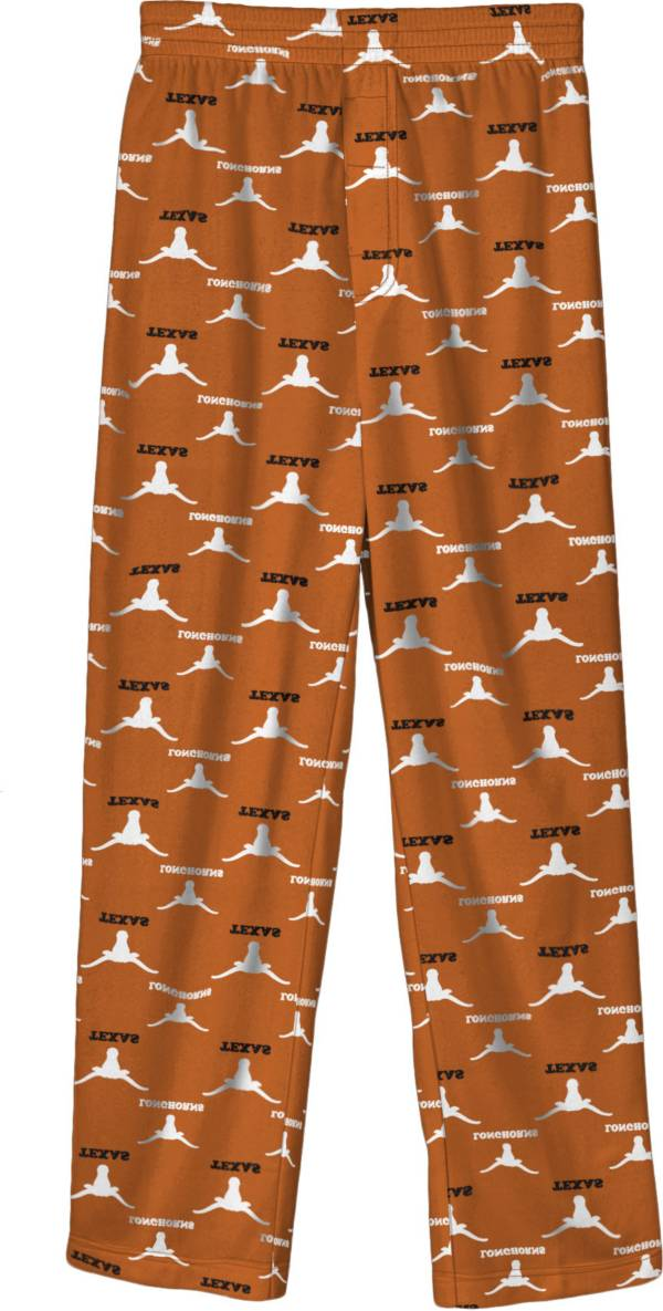 Gen2 Youth Texas Longhorns Burnt Orange Sleep Pants product image