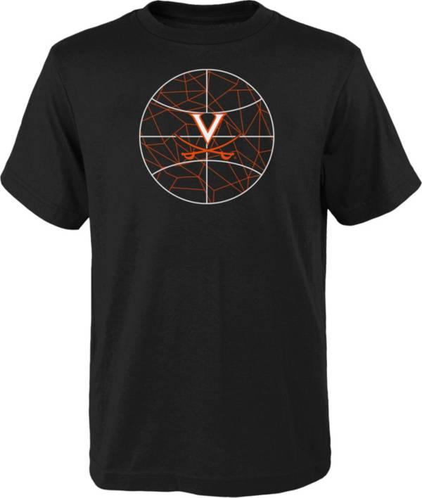 Gen2 Youth Virginia Cavaliers Quartz Black T-Shirt product image