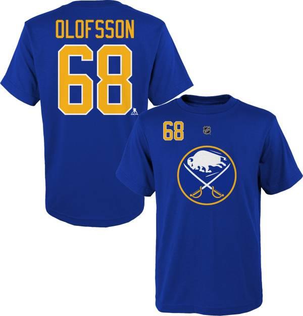 NHL Youth Buffalo Sabres Victor Olofsson #68 Royal T-Shirt product image