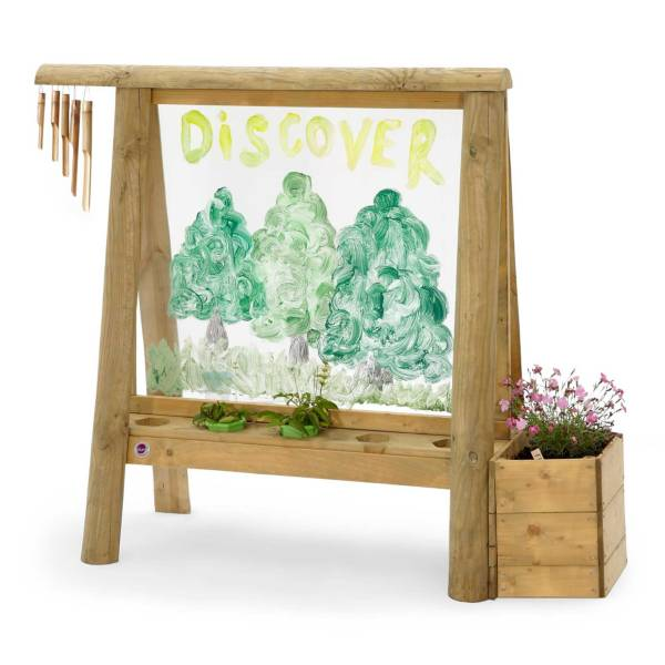 Plum Discovery Create & Paint Easel product image