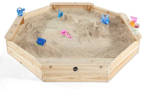 Plum Giant Wooden Sand Pit product image