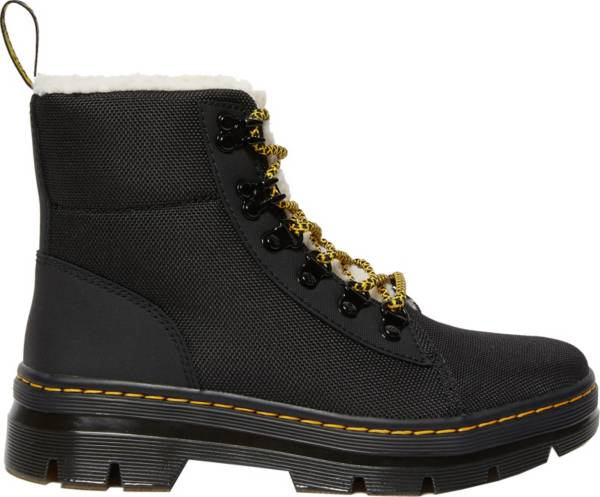 Dr. Martens Women's Combs Faux Fur Lined Casual Boots product image